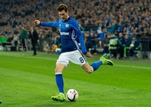 Leon Goretzka am Ball